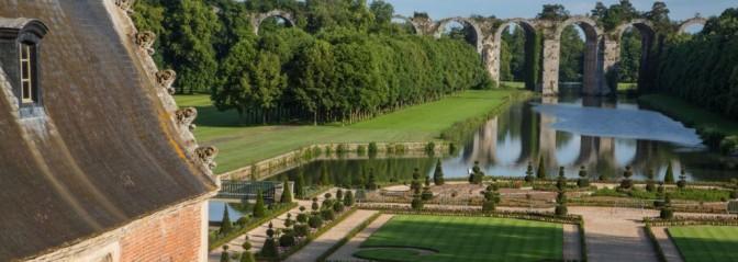 Jardin la fran aise chateau de maintenon 28 eure et for Jardin 0 la francaise